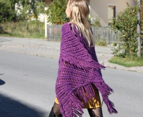 Stola pur Wool