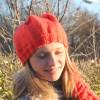 Mütze Lady Orange