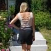 Kleid rose-schwarz 2