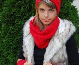 Mütze Warm up